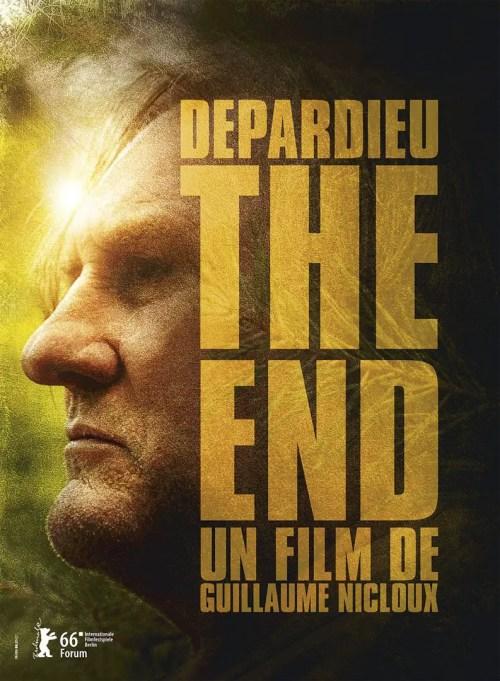 Affiche du film THE END