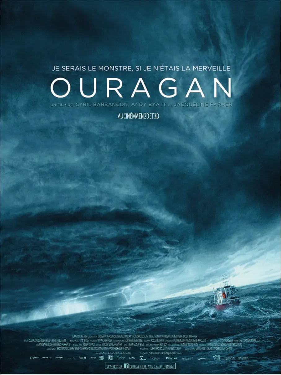 Affiche du film OURAGAN