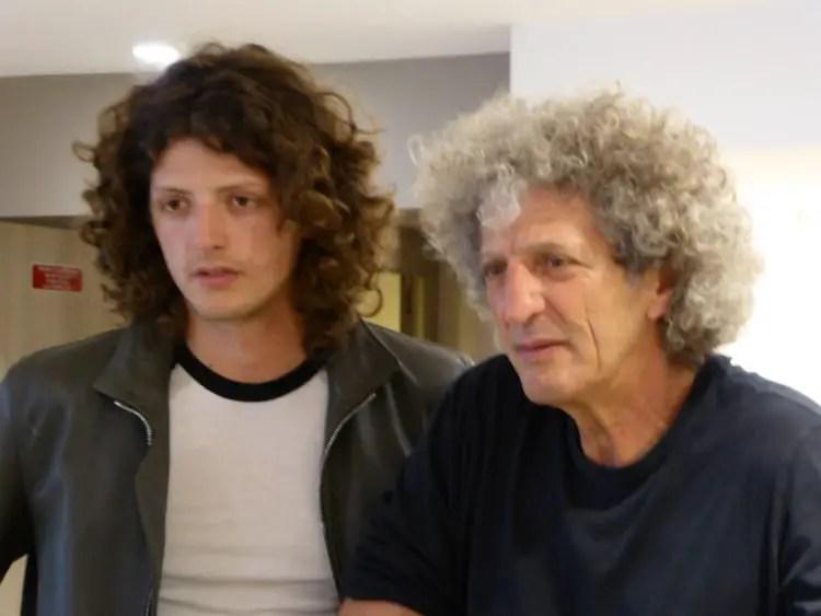 Elie et César Chouraqui