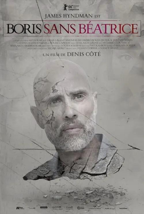 Affiche du film BORIS SANS BÉATRICE