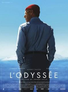 affiche L'Odyssée