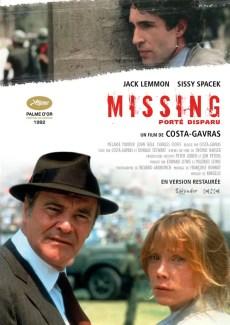 affiche Missing