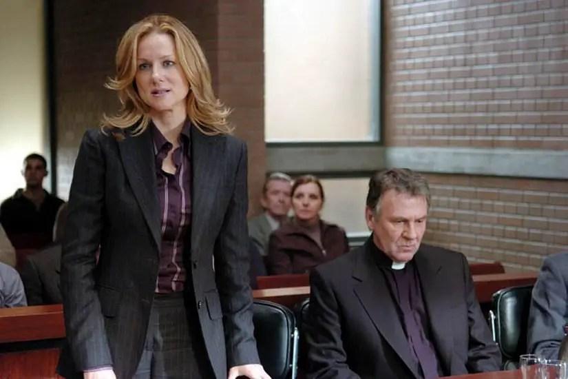 L'avocate Erin Brunner dans L'Exorcisme d'Emily Rose (Scott Derrickson, 2004)