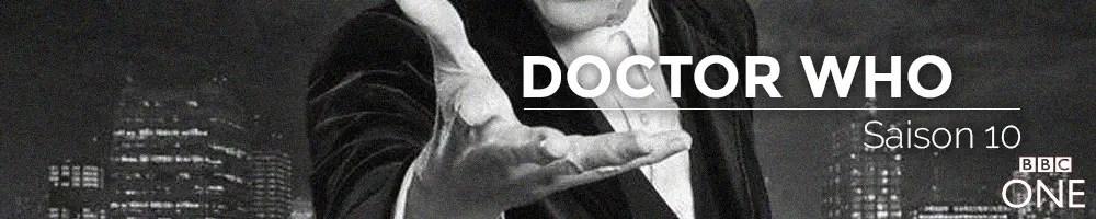 Dossier Séries : Doctor Who saison 10