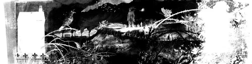 Photo: Quelques minutes après minuit - illustration par Jim Kay