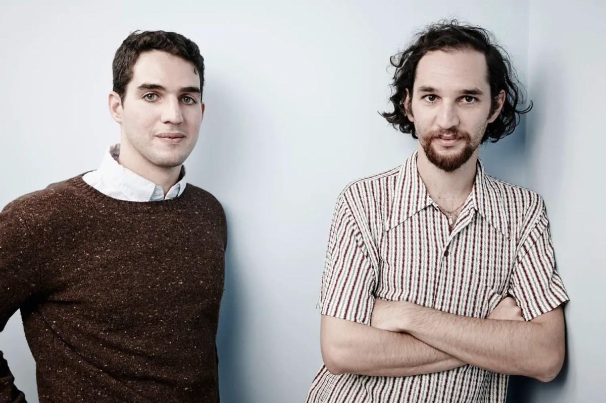 Les réalsiateurs de Goood Time, Benny & Josh Safdie
