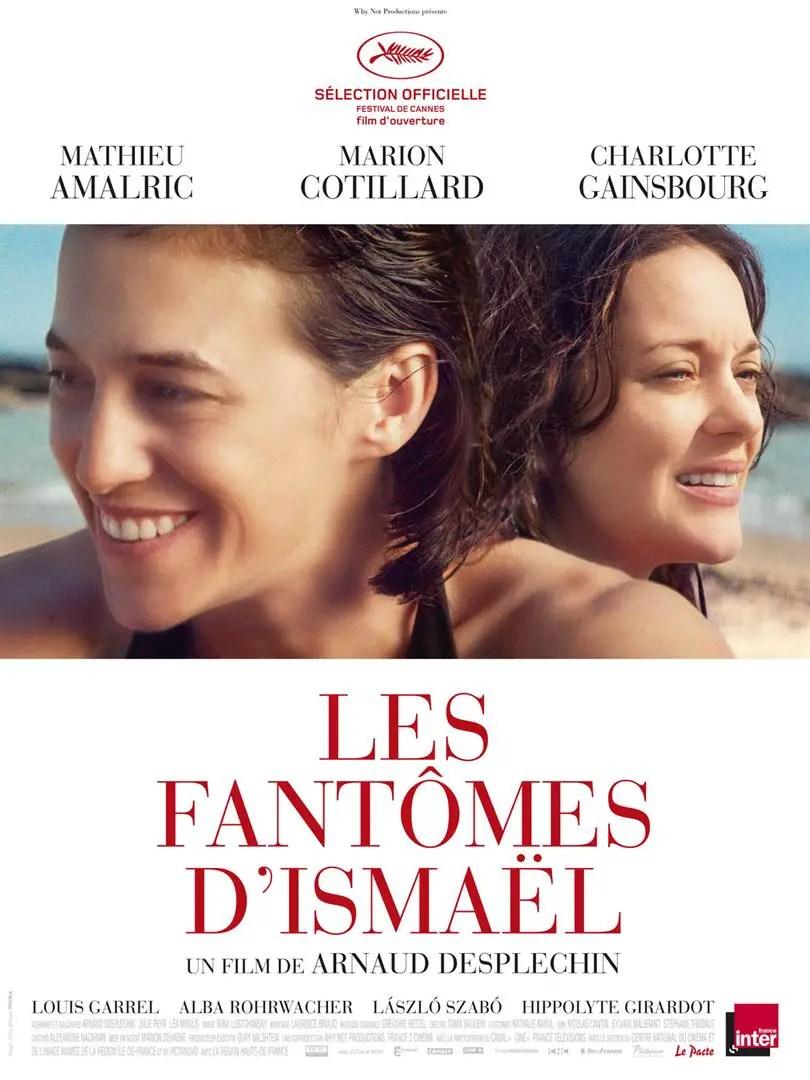 Affiche du film LES FANTOMES D'ISMAEL