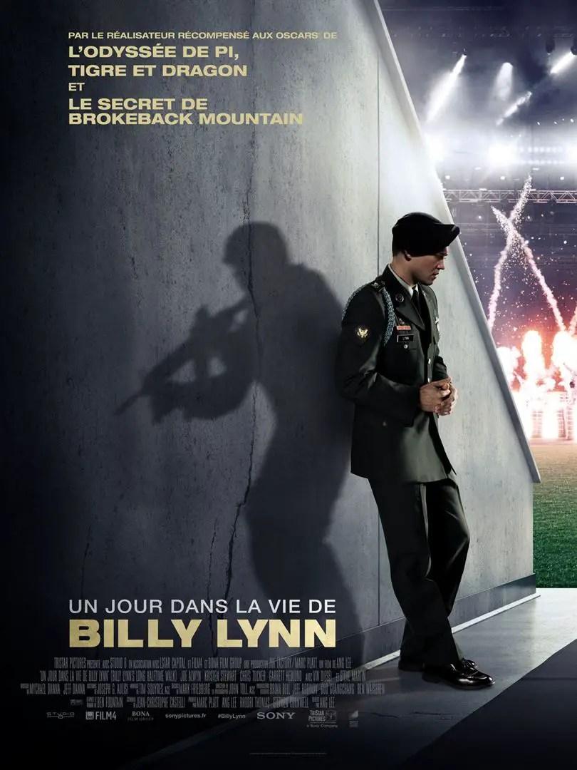 Affiche du film UN JOUR DANS LA VIE DE BILLY LYNN