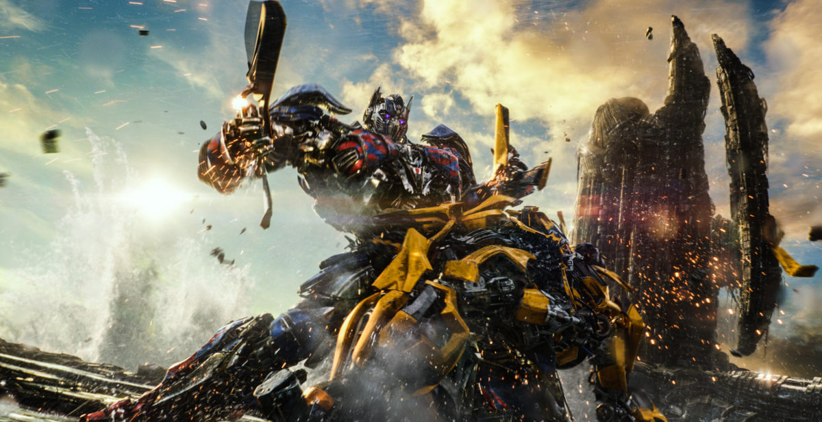 Photo du film TRANSFORMERS : THE LAST KNIGHT