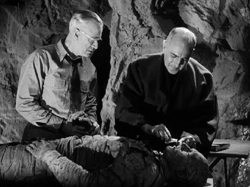 La Main de la momie (Christy Cabanne, 1940)