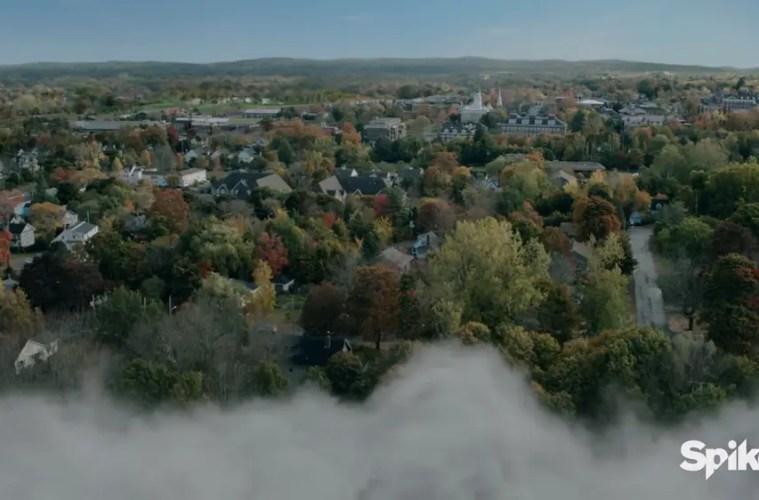 The mist, la série TV de Spike