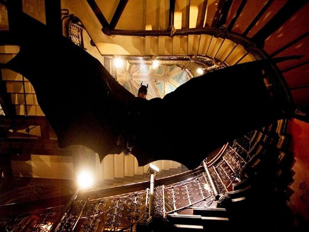 Photo de Batman Begins de Christopher Nolan