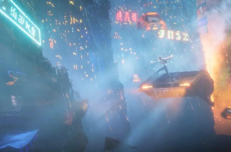 The Last night, présenté à l'E3 2017