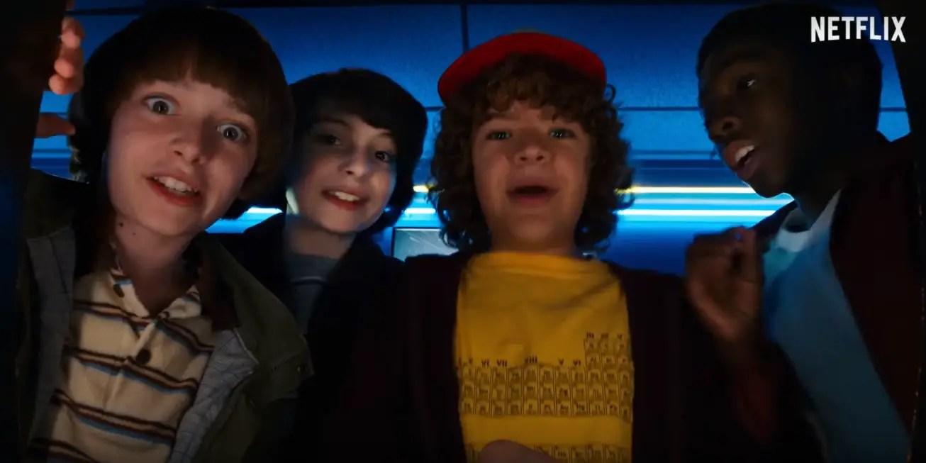 Stranger Things saison 2: une première bande-annonce terrifiante