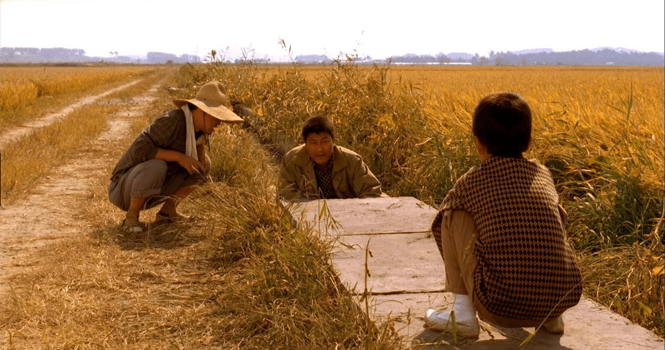 Photo du film MEMORIES OF MURDER