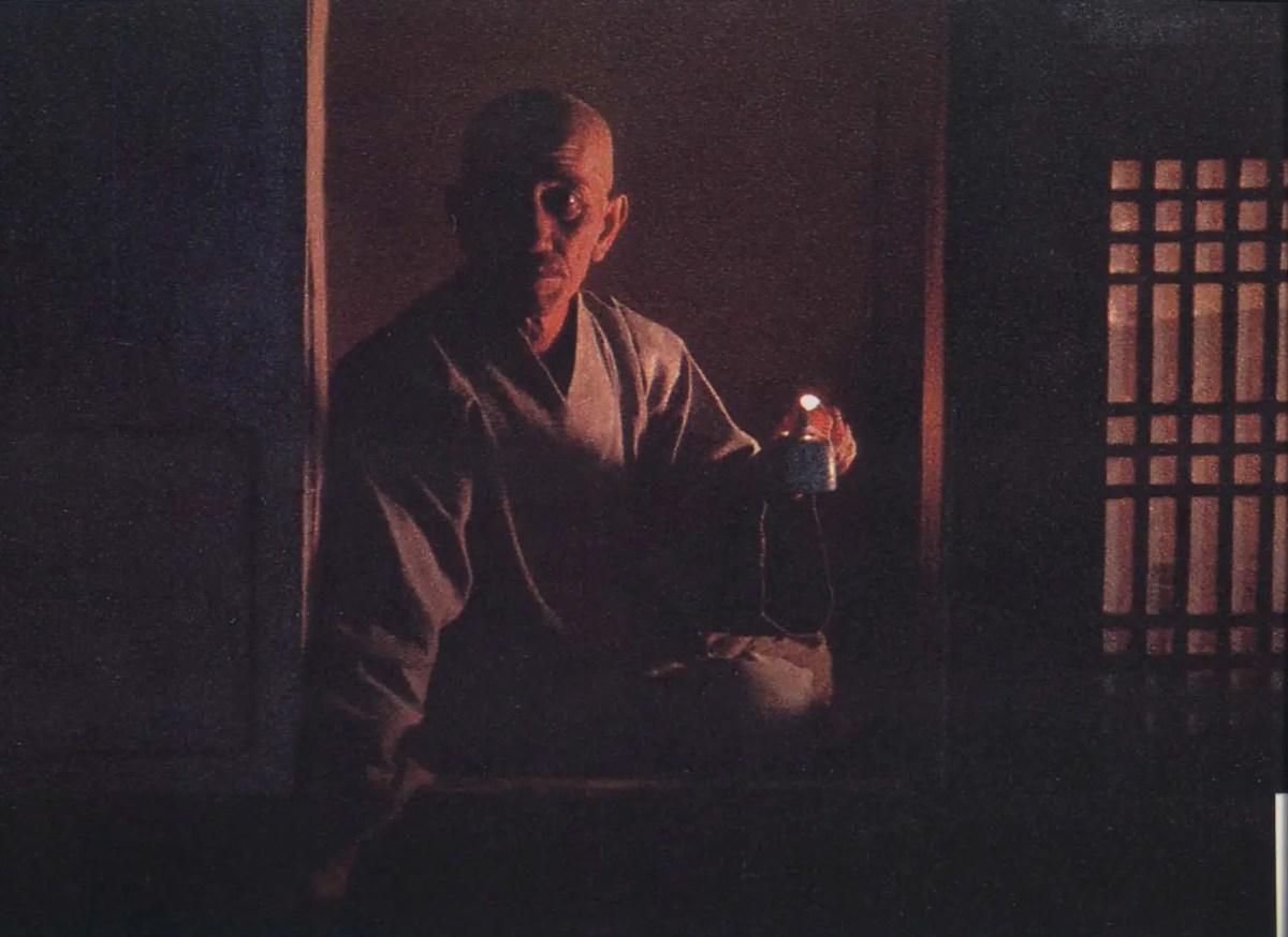 Photo du film POURQUOI BODHI DHARMA EST-IL PARTI VERS L'ORIENT ?