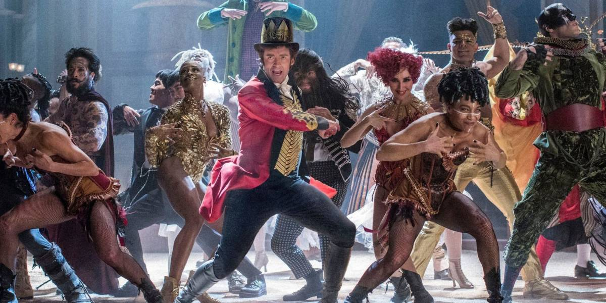 Photo du film THE GREATEST SHOWMAN