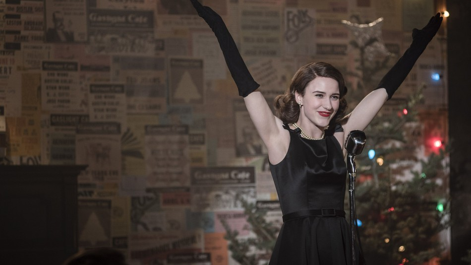 Photo de la série THE MARVELOUS MRS MAISEL