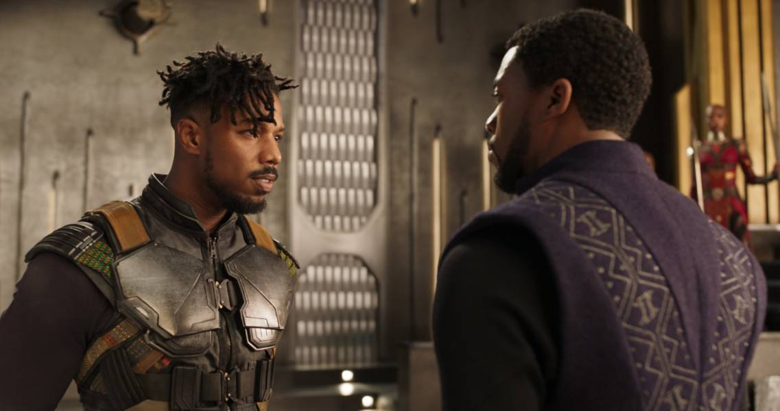 Photo du film BLACK PANTHER