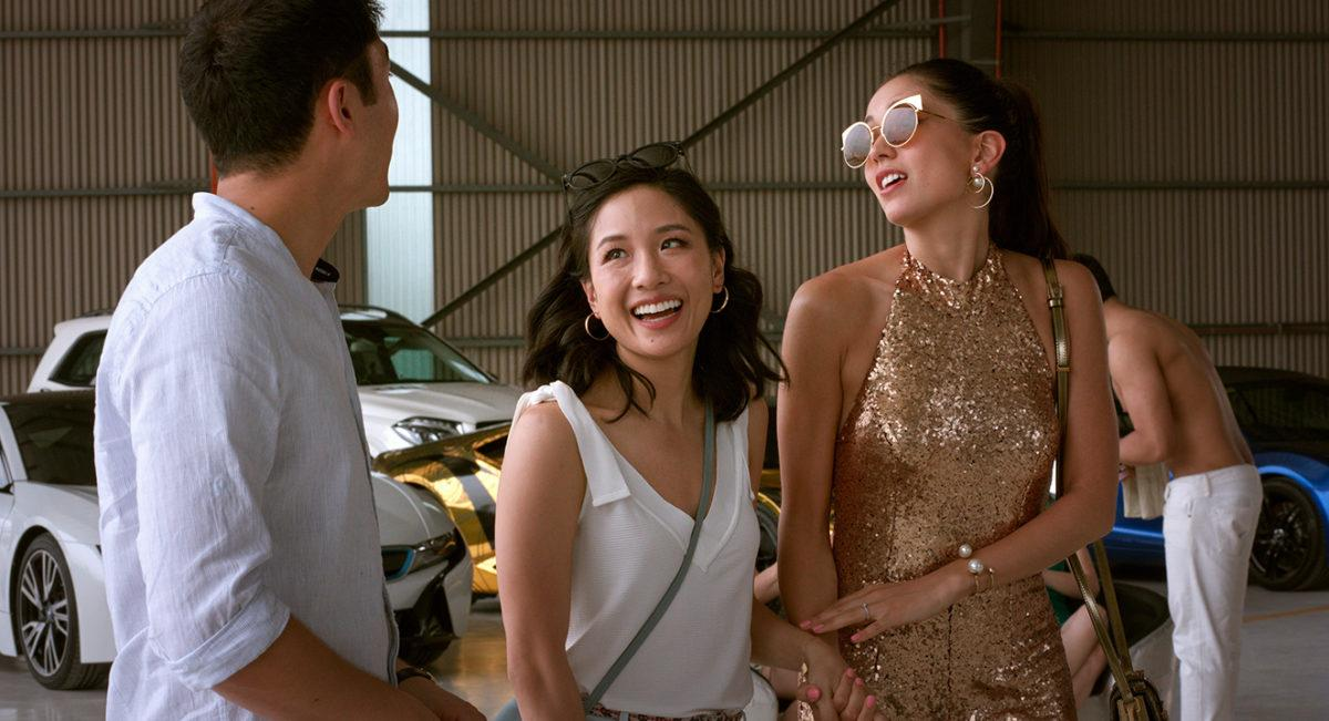 Photo du film CRAZY RICH ASIANS