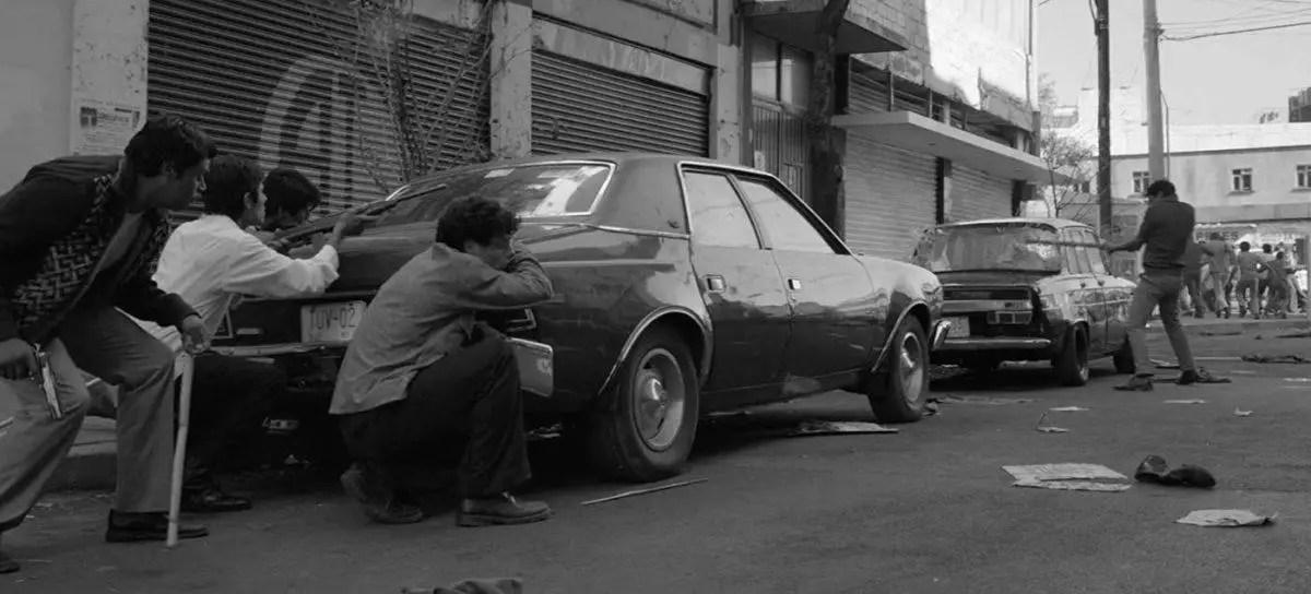 Photo du film ROMA