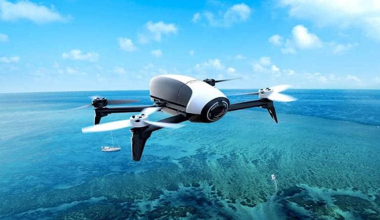 création d'entreprise et drone civil