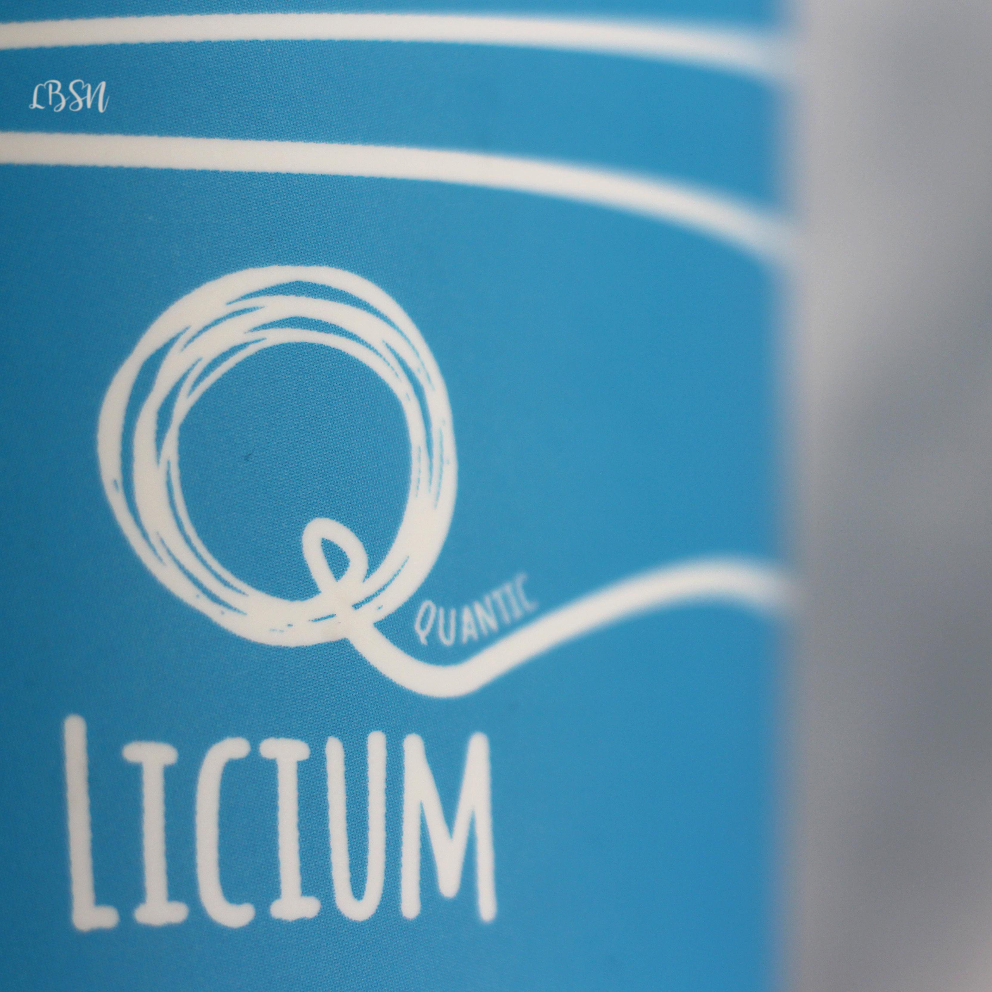 Detergente purificante, riequilibrante e intimo – Quantic Licium