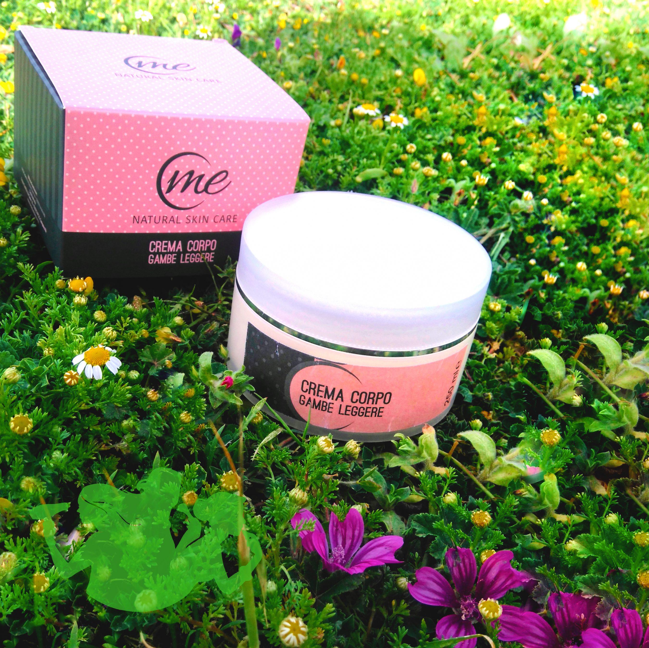 Crema gambe leggere – Me Natural Skin Care