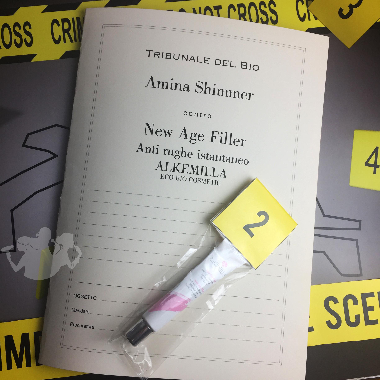 New Age Filler, Alkemilla imputato al Tribunale del Bio