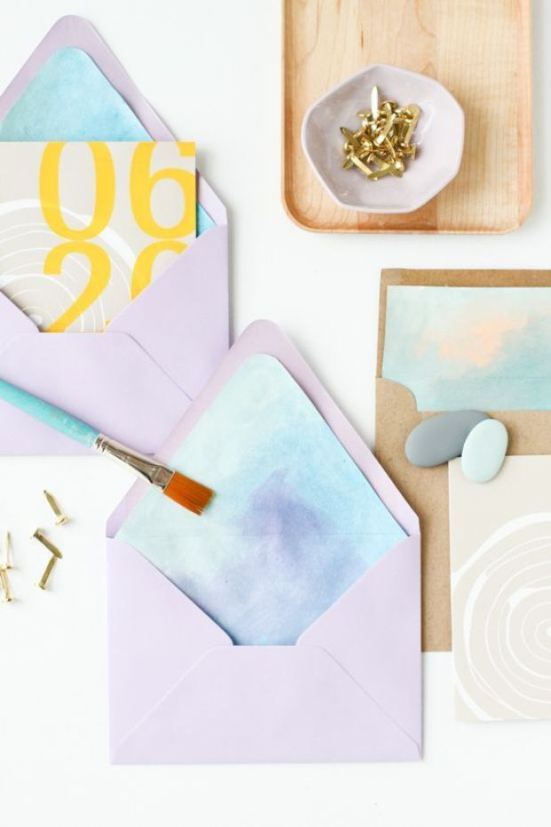 how-to-make-watercolor-envelope-liners-2