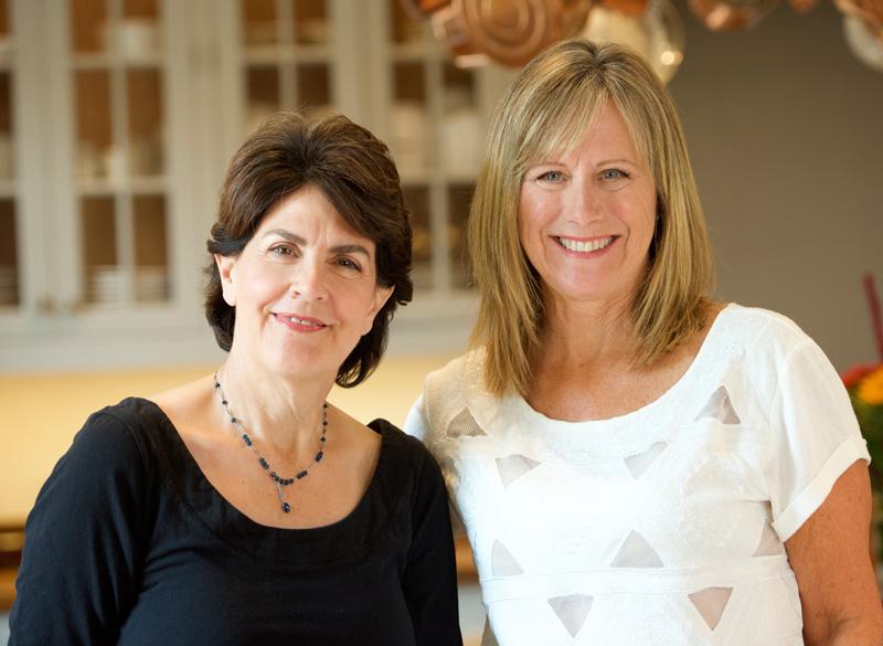 Sue Lang & Tracy Schott