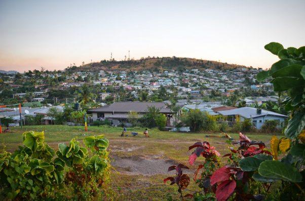 Lautoka, Fiji island