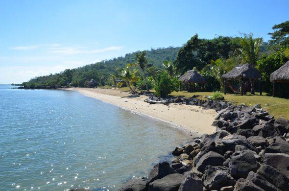 Vatia Beach, Fiji