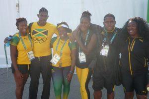 Lanceurs Jamaïque