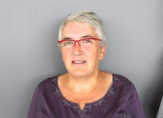 Meri-Hélène Marcel, maire d'Ailly-sur-Noye.