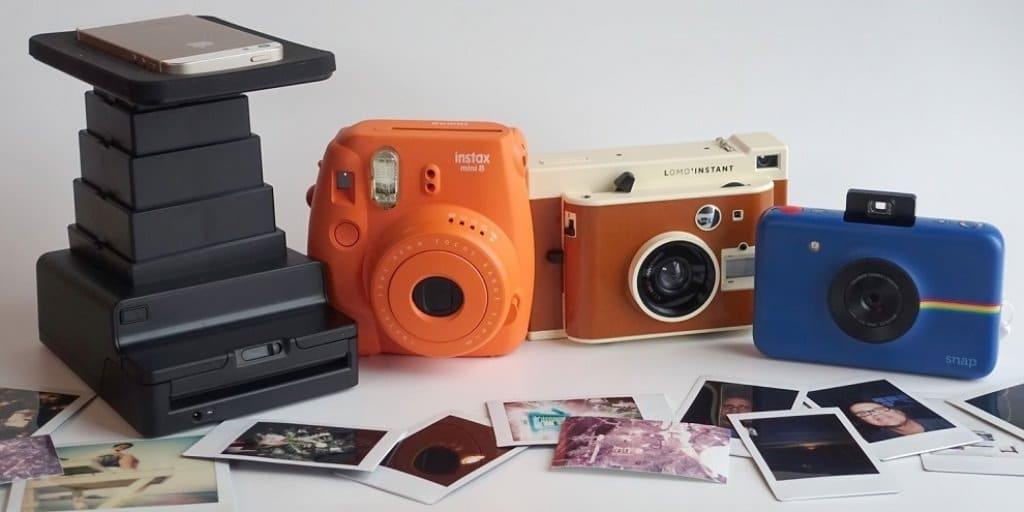 meilleurs appareils photo polaroid 2021