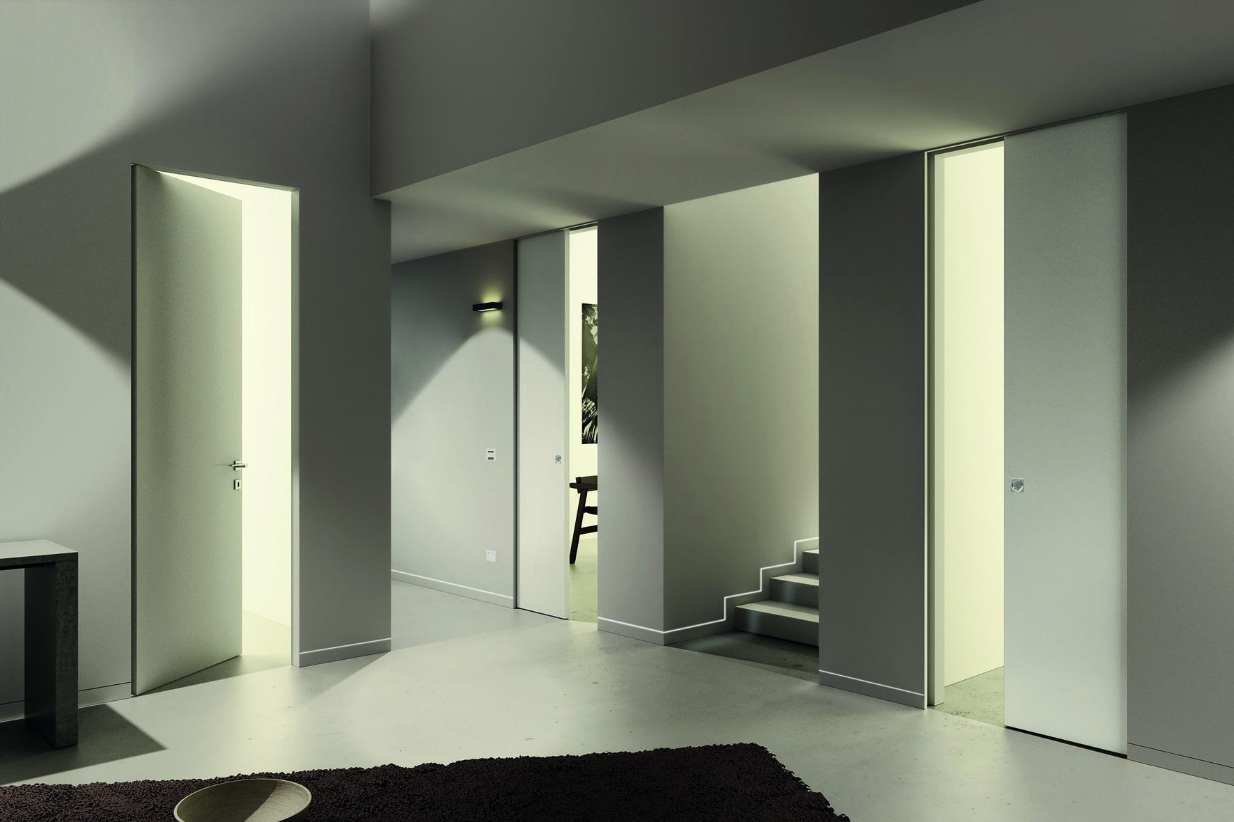 eclisse fabricant de portes coulissantes le bricomag. Black Bedroom Furniture Sets. Home Design Ideas