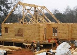Construire Sa Maison En Bois : Les Avantages