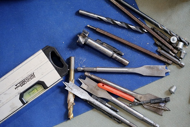 équipements travaux en soldes