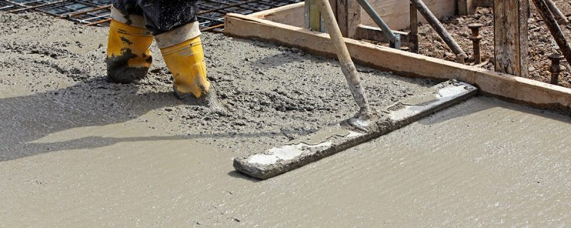 comment couler dalle beton exterieur