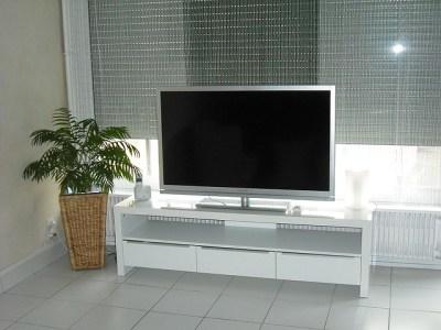 décoration intérieure et la télé