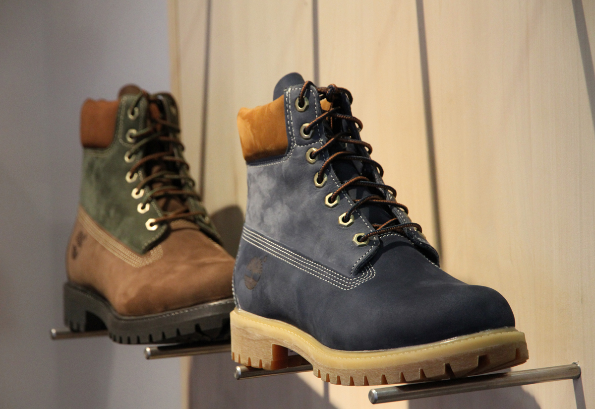 La Collection Timberland à Rouen Le Buzz de Rouen