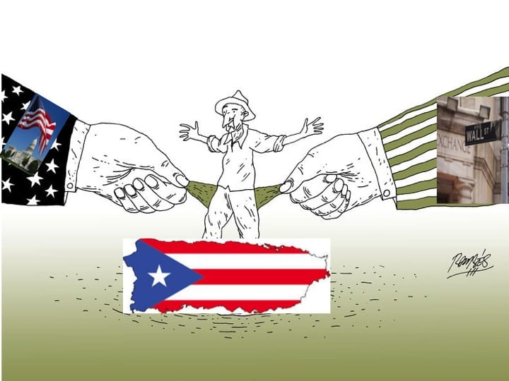 Get Up and fight …..Puerto Rico pa'lante !