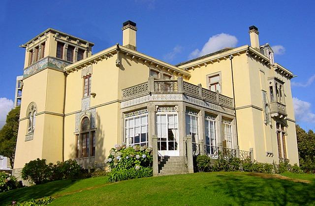 Museu da Quinta de Santiago, Leça