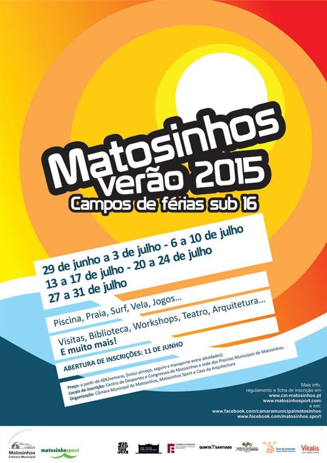 Matosinhos Verão 2015