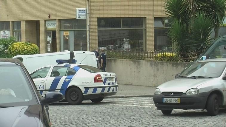 Assalto em Matosinhos