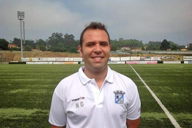 Treinador Nuno Costa