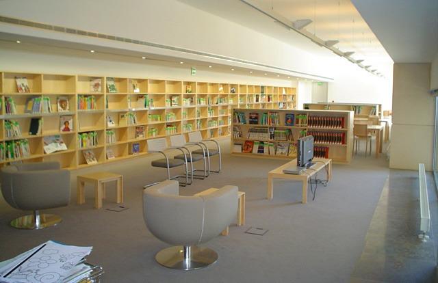 Biblioteca-Florbela-Espanca