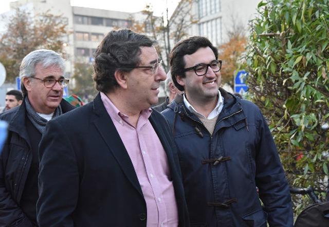 Pedro Sousa e Guilherme Pinto
