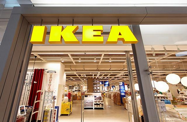 Modelos dos candeeiros de teto IKEA